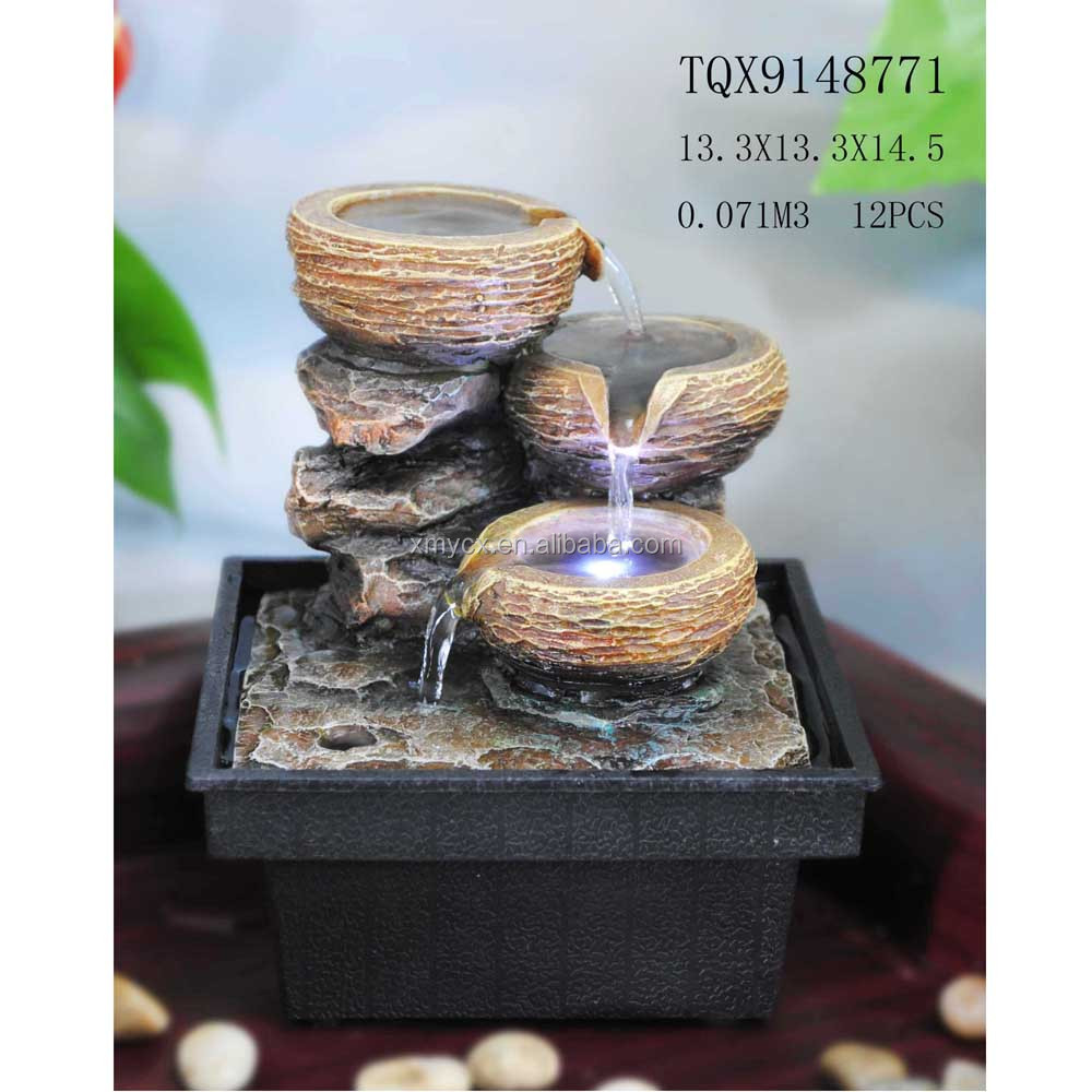Delicieux High Quality Polyresin Mini Table Water Fountain   Buy Table Water Fountain,Polyresin  Water Fountain,High Quality Water Fountain Product On Alibaba.com