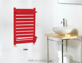 Verwarming Badkamer Handdoek : Badkamer radiator handdoekdroger