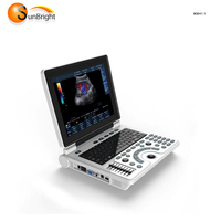 CE Best price laptop 12.1 inches LED ultrasound machine price/Laptop Ultrasound scanner