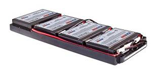 EMC750R1 - New battery pack for APC Smart-UPS RM 1U 750VA USB 120V
