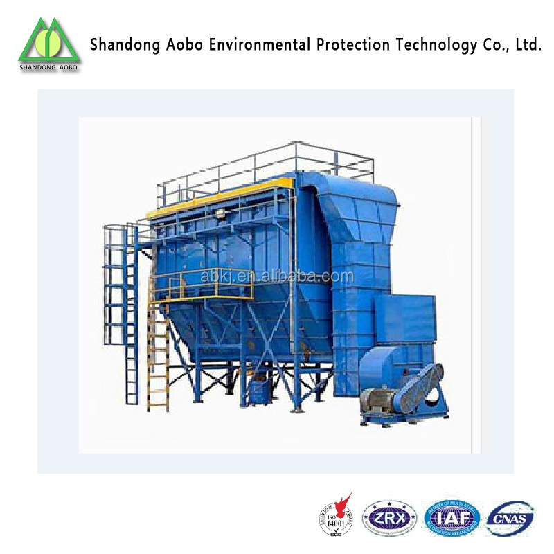 High efficiency bag dust collector used for cement collector dust or fume extraction
