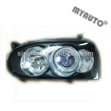 <span class=keywords><strong>Farol</strong></span> de <span class=keywords><strong>projetor</strong></span> led angel eyes usado para vw golf 3/volkswagen golf 3