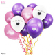 Pink White Purple Balloon Party Wedding Supplies Latex BRIDE TO BE Balloons