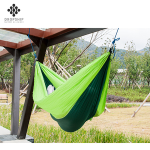DS-NH1019 High quality cheap price rocking portable outdoor sleeping bag hammock