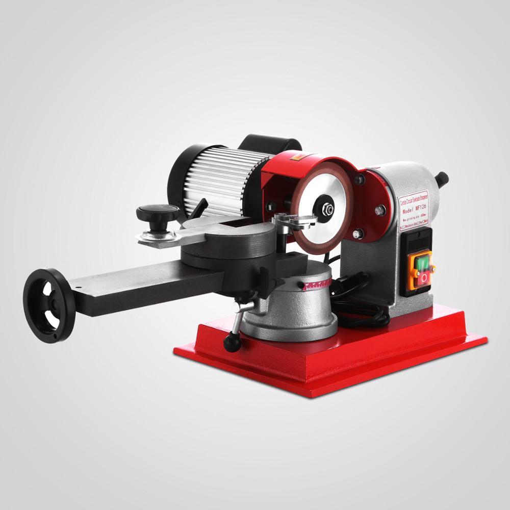 Round Carbide Saw Blade Grinder Sharpener Machine 220V