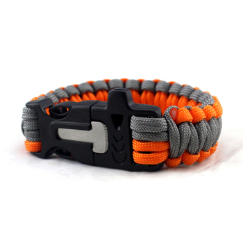 Outdoor Tactical Survival Paracord Bracelet For Girls Paracord