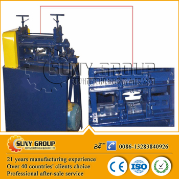Scrap Heavy Industry Cable Wire Stripping Machine/wire Peeling ...