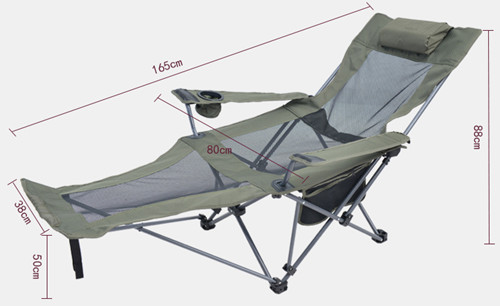 Travel Lightweight Portable Outdoor Folding Recliner Chair : travel recliner chair - islam-shia.org