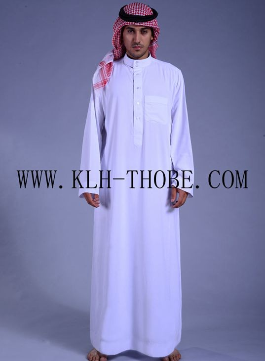 QATAR THOBE ISLAMIC CLOTHING QAMIS