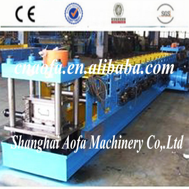 Aofa aluminium door frame profiles roll forming machine