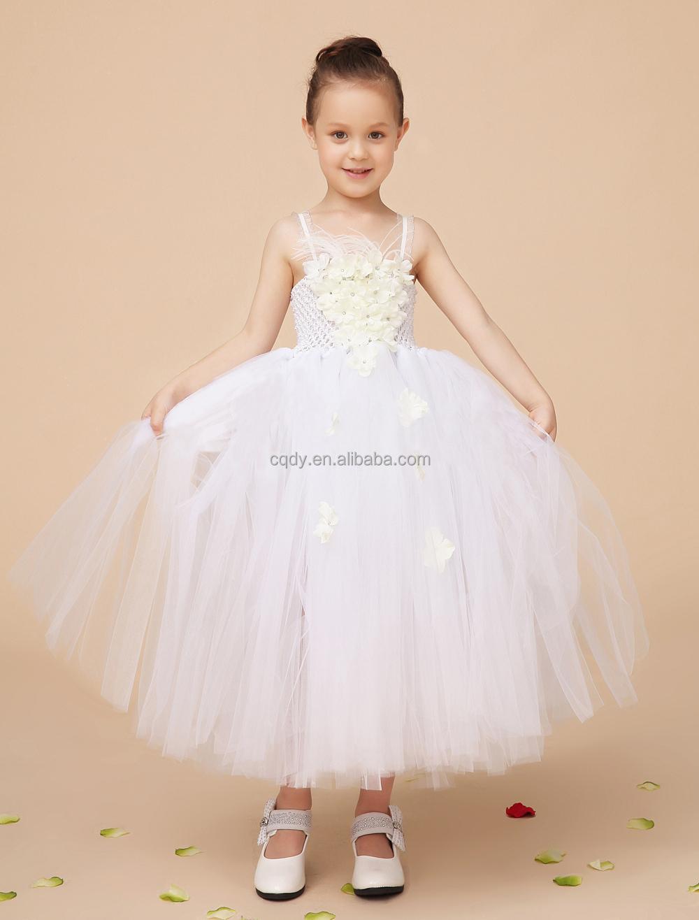 Kind Lange Kleider Für Babys Partei Wear Dance Kostüme Für Teenager ...