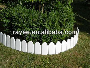 Small Plastic Garden Fence Buy Decorative Garden Fence