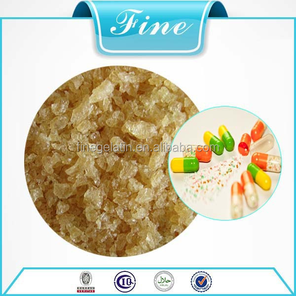 Sell 200 Bloom Food Gelatin For Confectionery As Binding Agent