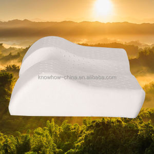 Wholesale Cheap Pillows Latex Pillow Butterfly Shape Beautiful Skin Inner