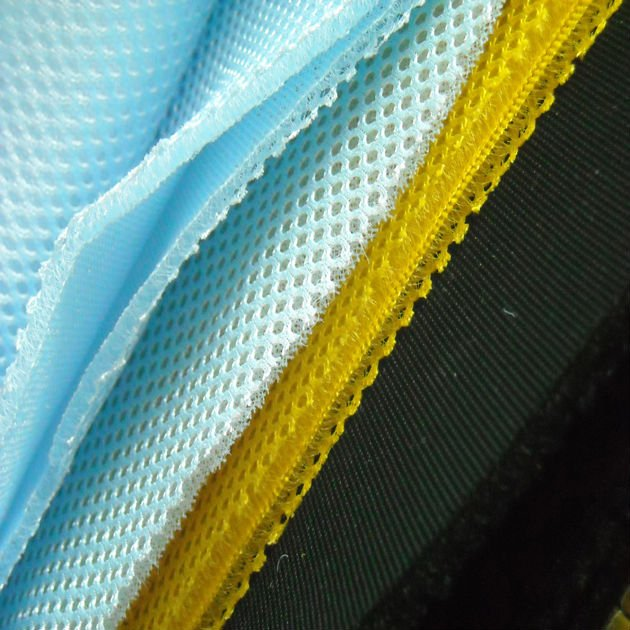 air permeability mesh fabric
