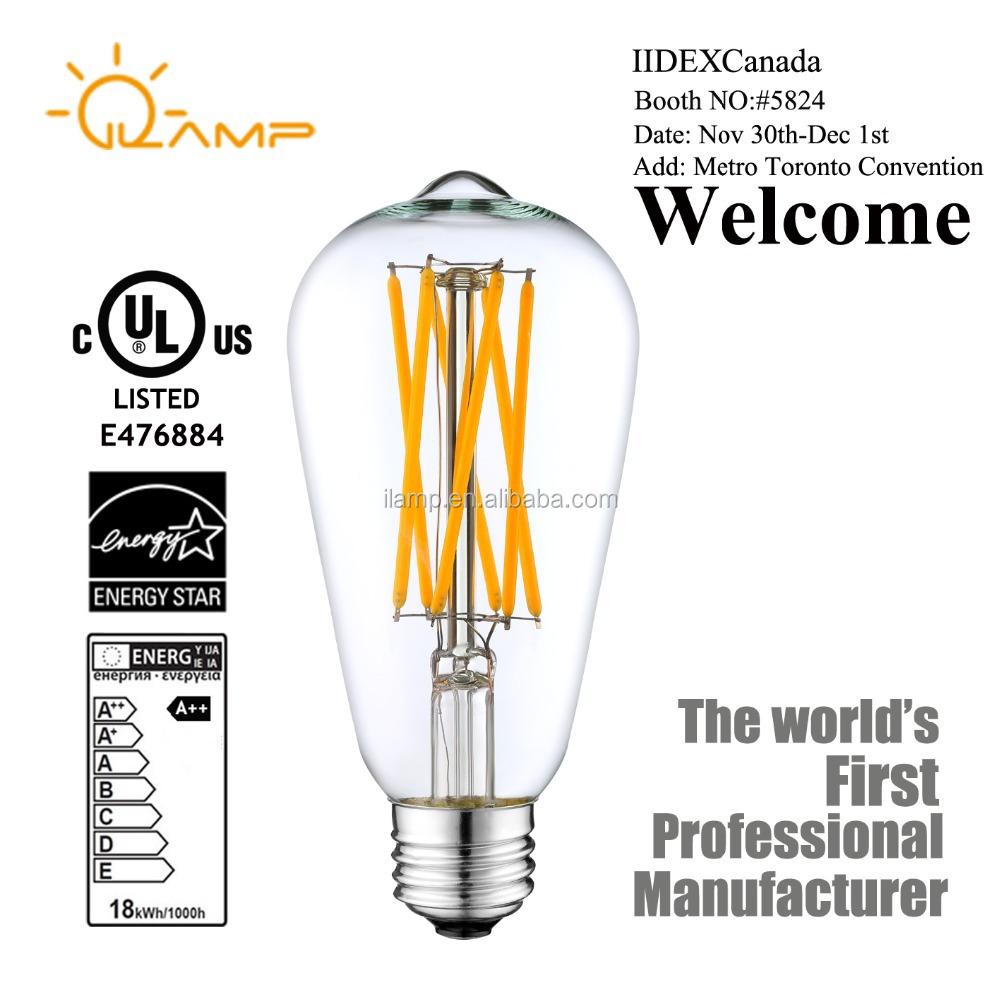 Led Edison Filament Bulb 100 Watt