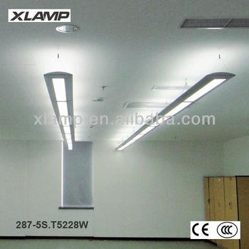 T5 Pendant Light Fixtures For Office Buildings