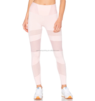 2019 women apparel gym wear yoga pants Wholesale Ladies Leggings Made In China fitness apparel high waisted workout leggings