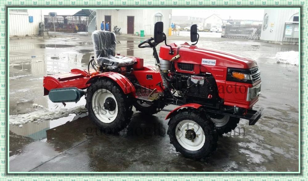 15 p chinois mini quatre roue jardin tracteur avec herbe tondeuse tracteur id de produit - Mini tracteur tondeuse ...