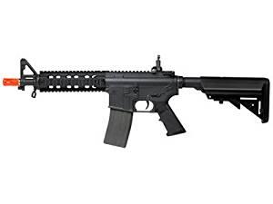umarex elite force m4 cqb aeg airsoft rifle, black(Airsoft Gun)