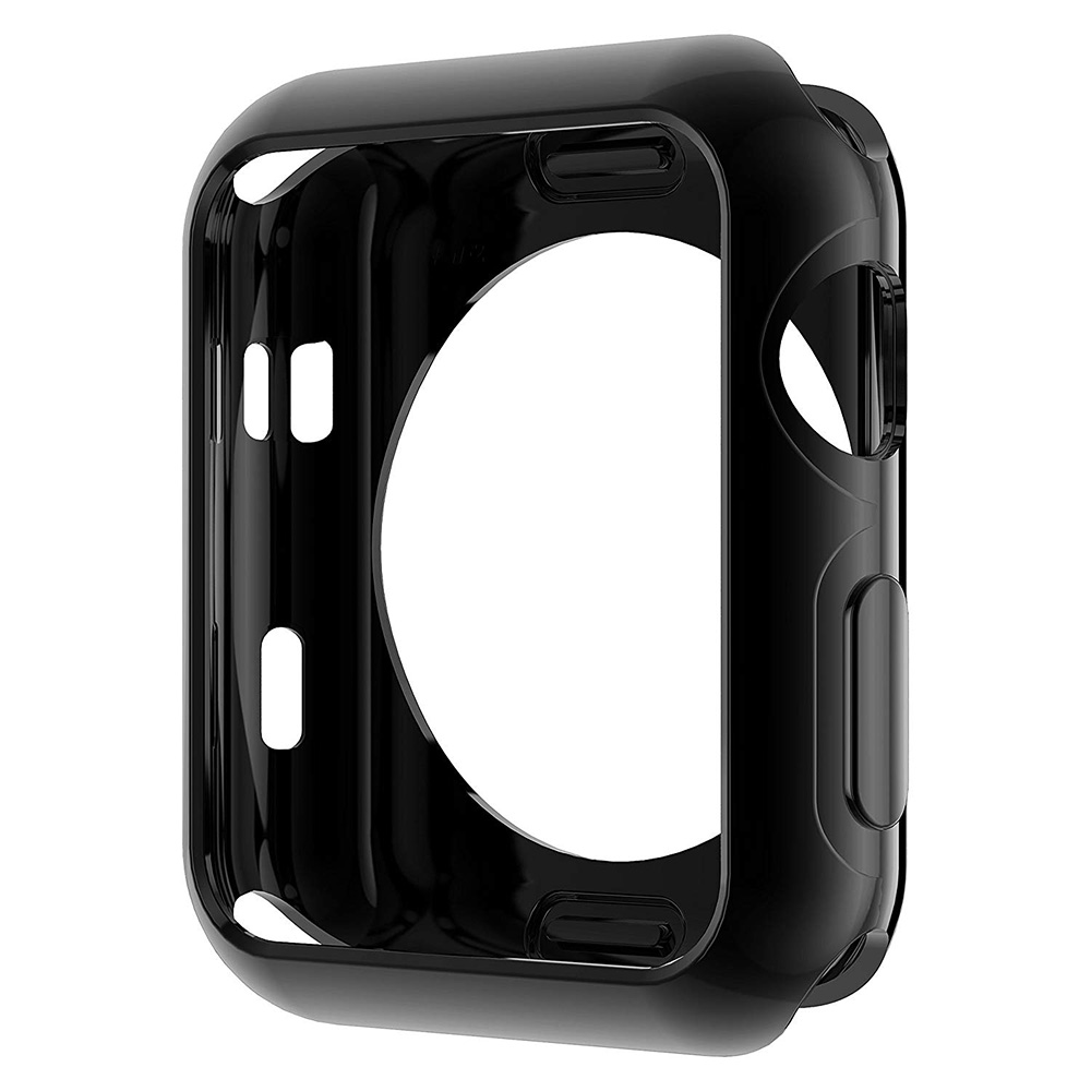 Electroplated Soft TPU Case for Apple Watch Series 4 40mm and 44mm