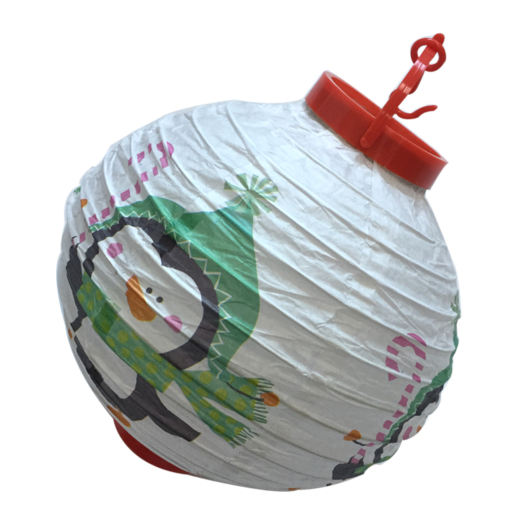 Indoor Festival Ornament lantern Paper Christmas Craft