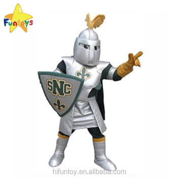 Funtoys CE Custom Sport Team Knight St Norbert College Mascot Costumes  sc 1 st  Alibaba & Funtoys Ce Custom Sport Team Knight St Norbert College Mascot ...
