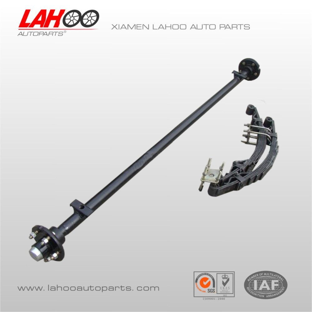 China Supplier 5 Tons Boat Trailer Axles Agricultural Facrory ...