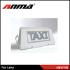 hot sale taxi top led light / taxi roof lamp