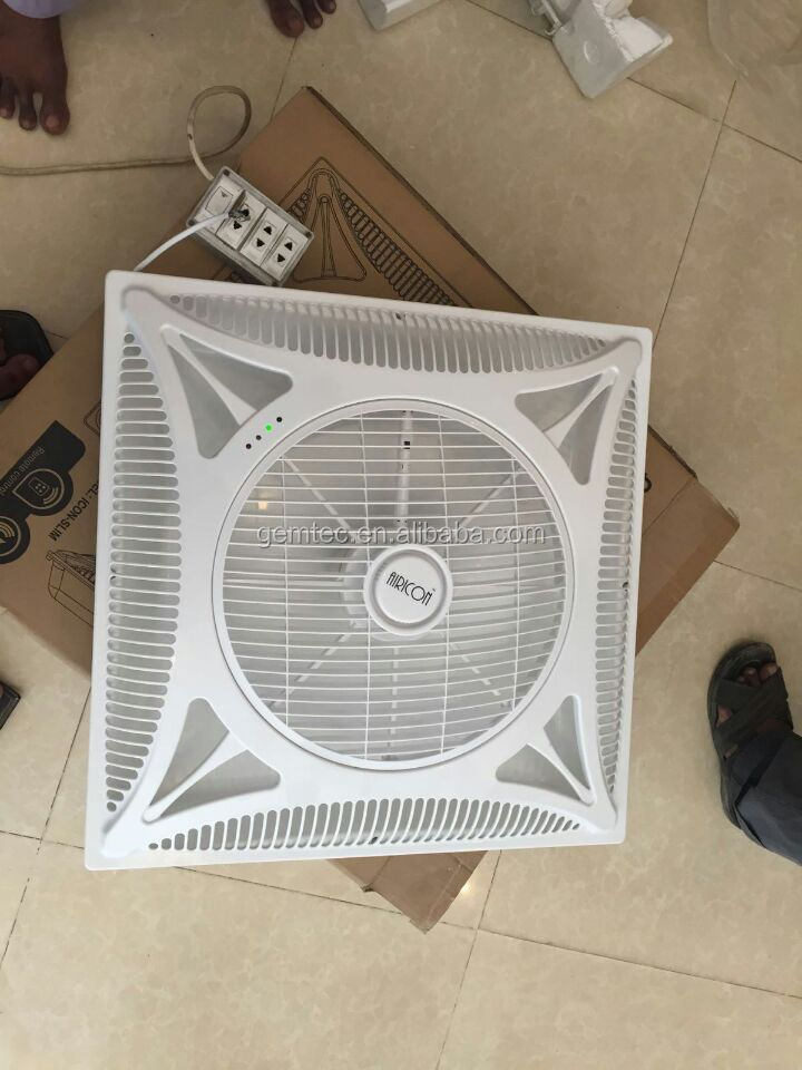 Ceiling Box Fan With Shami Design On Alibaba Com