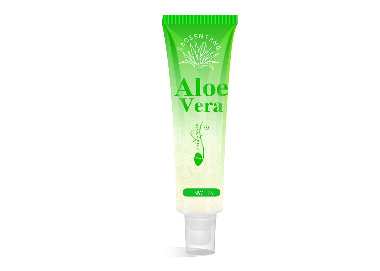 Affidabile produttore di alimentazione private label la cura della pelle migliore aloe vera gel lenitivo 99%