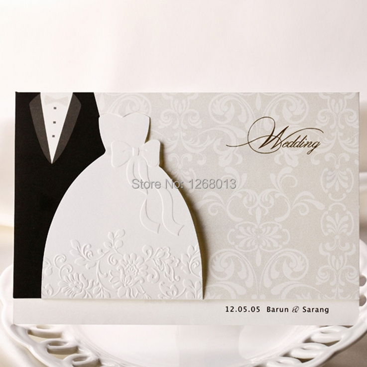 Lovely Wedding Invitations,high Quality And Cheap Wedding