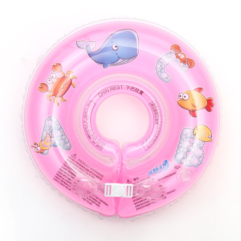 Hot Sale Fridendy PVC Newborn Baby Swim Ring