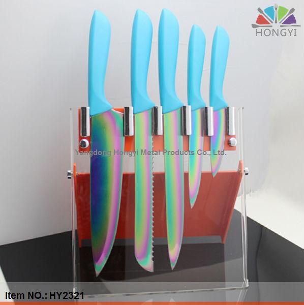 Titanium Kitchen Knife Sets