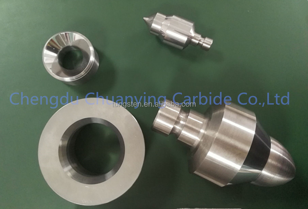 YG6X valve sealing parts and tungsten carbide parts