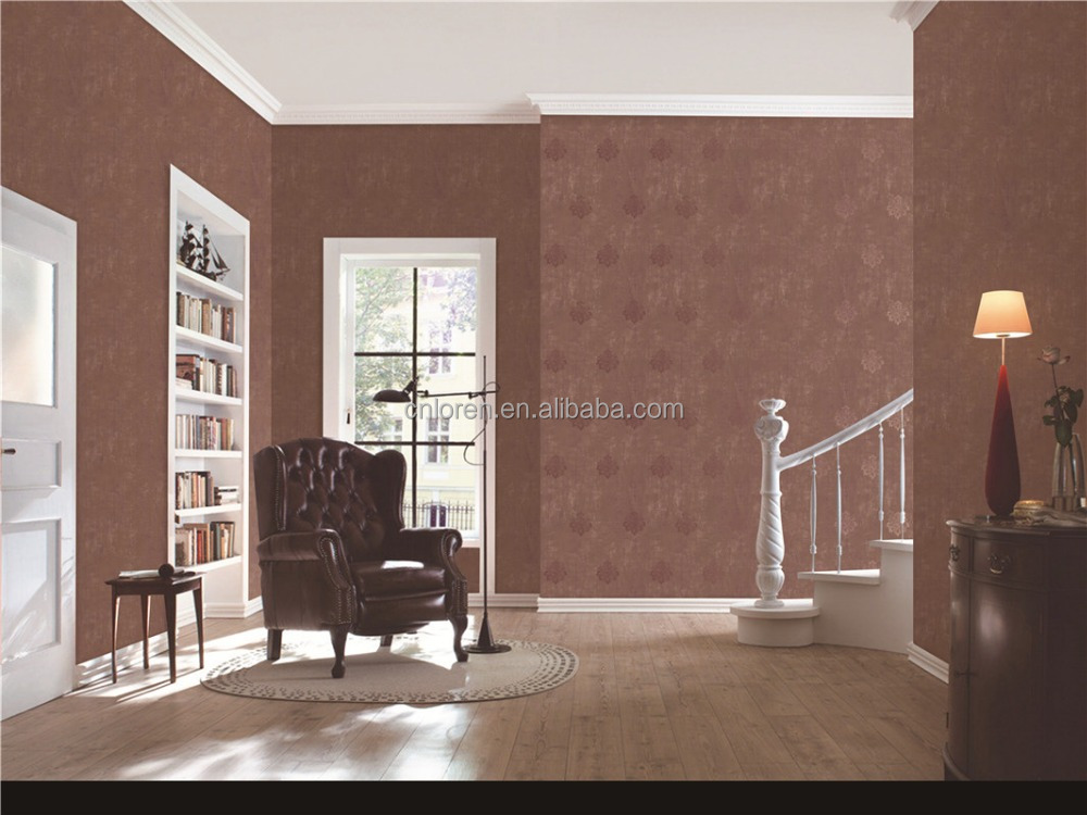 Living Room Wallpaper living room with wallpaper | home decorating, interior design