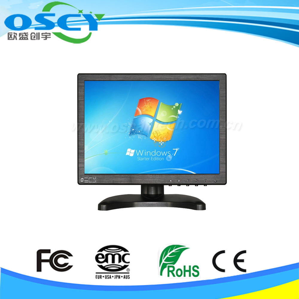 small size lcd monitor lcd monitor with rca input 7 inch small vga lcd monitor