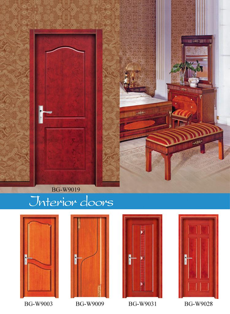 Bg W9032 Wooden Temple Design For Homesingle Wooden Door Design