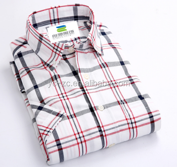 Latest Design Fashion Casual Men Formal Shirt Button Down Shirt ...