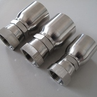 Parker 43 series Crimp Style Hydraulic Hose Fittings