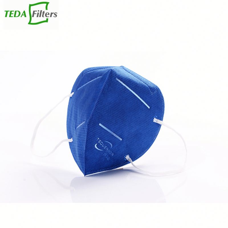 Melt-blown Cloth Face Mask Filter Media Raw Material