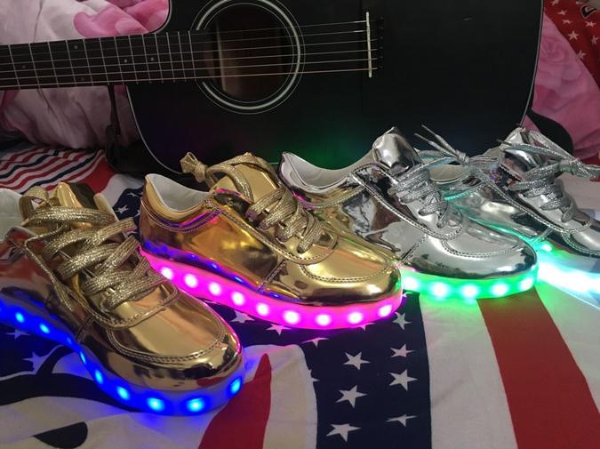 Adidas Schoenen Led