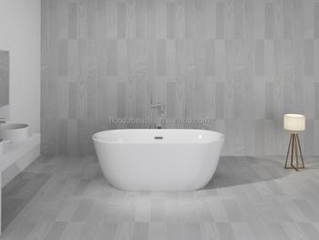 European Classic Royal Acrylic Soaking Bathtub, Japanese Portable  Galvanized Bathtub For Adults