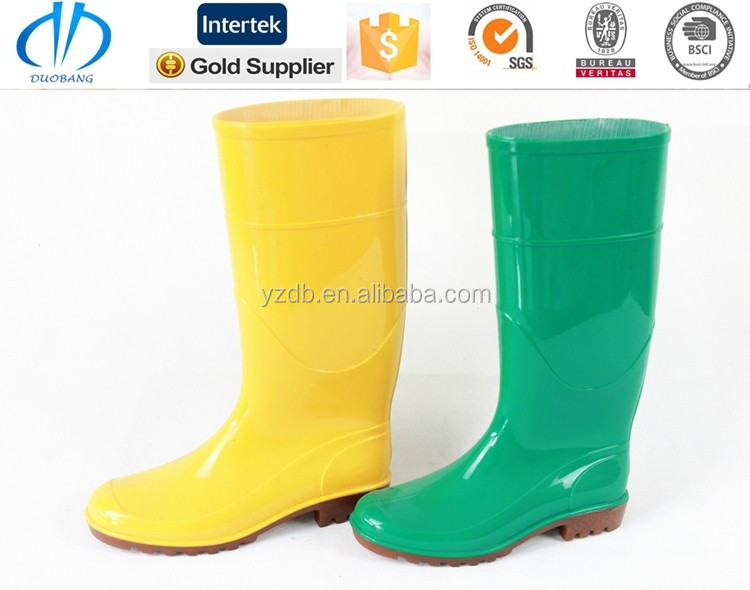 Women Plastic Rain Boots Women Plastic Rain Boots Suppliers and