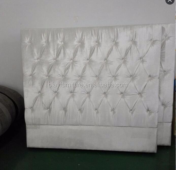 Venta caliente estilo clásico de marco de madera negro de tapicería ...