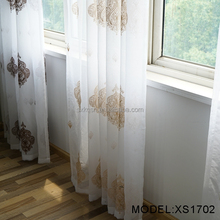 Top wholesale indian print fabric sheer curtain