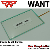KM2560 Copier parts,KM2540/KM2560/KM3060 copier touch screen for Kyocera copier machine