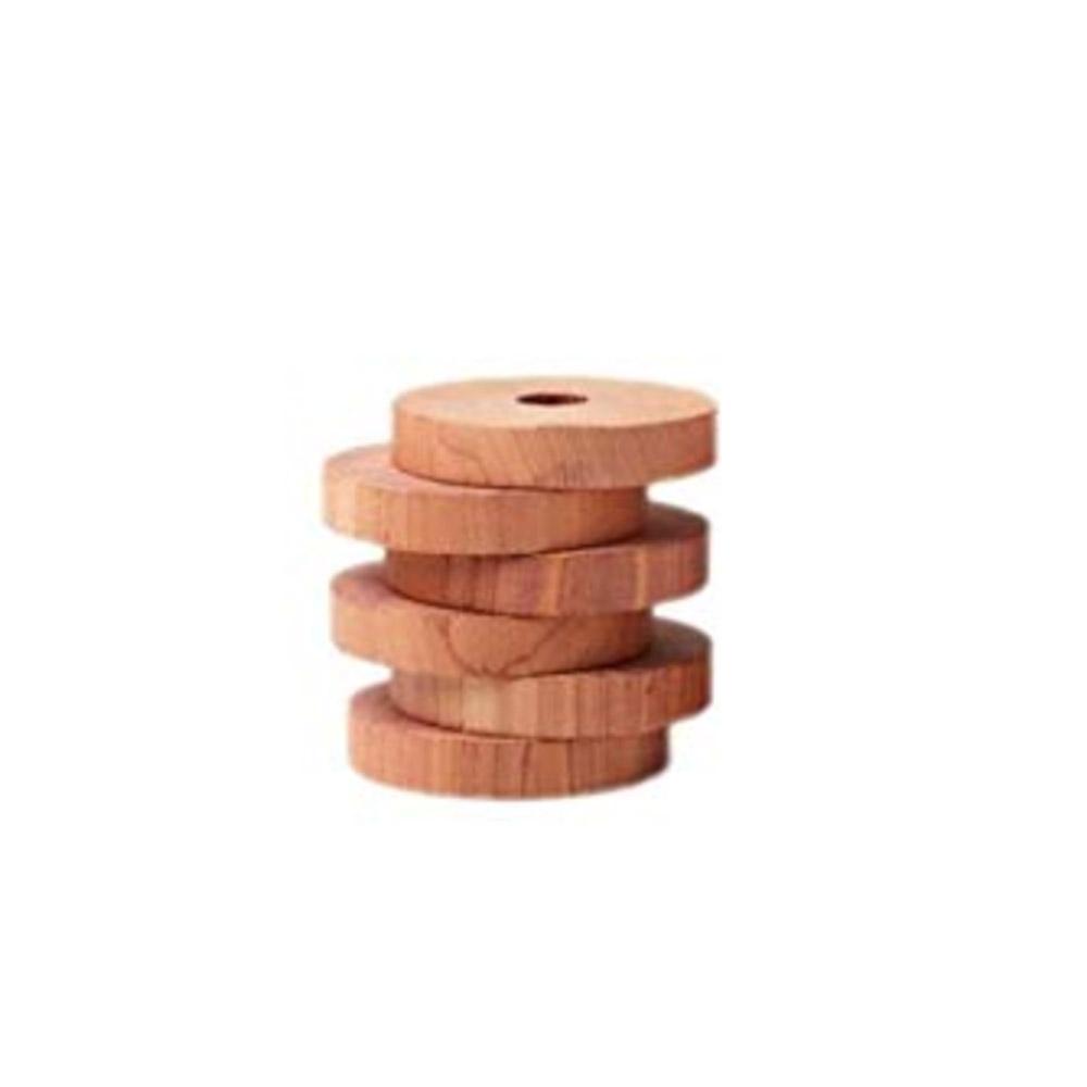 Zedernholz rot ring aufhänger kleidung holz kleiderbügel zeder ring für schränke