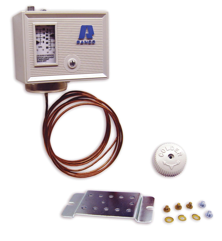 Buy Ranco K50qp 1125 001 Refrigerator Cold Control0 To 47 Range In Controllers Temperature Controller Control Spdt 0 55 O16 111
