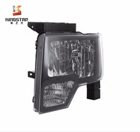 AUTO headlight for 2009 2010 2011 2012 2013 2014 Ford Pick Up F150 car headlight lamp